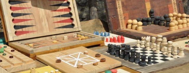 Der findes mange gode brætspil